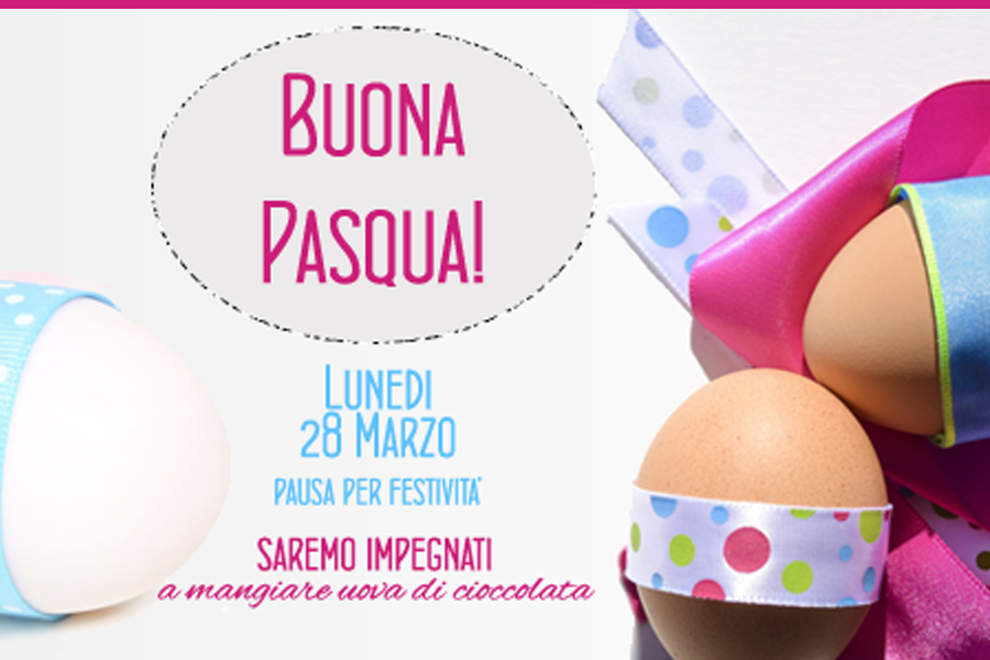 Buona Pasqua dal Team UP360.iT