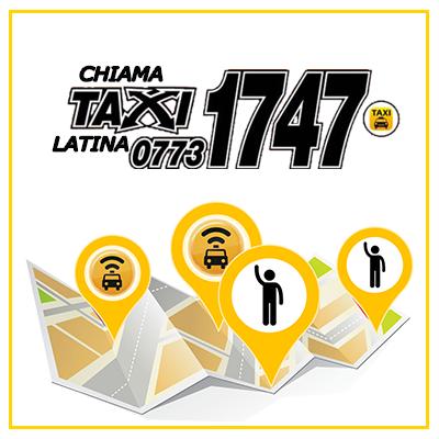Chiama Taxi Latina 0773 1747